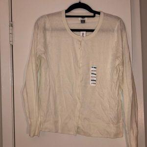Old Navy Cream Sweater